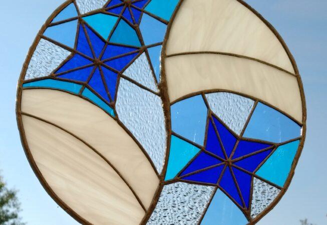 Skleněné vitráže