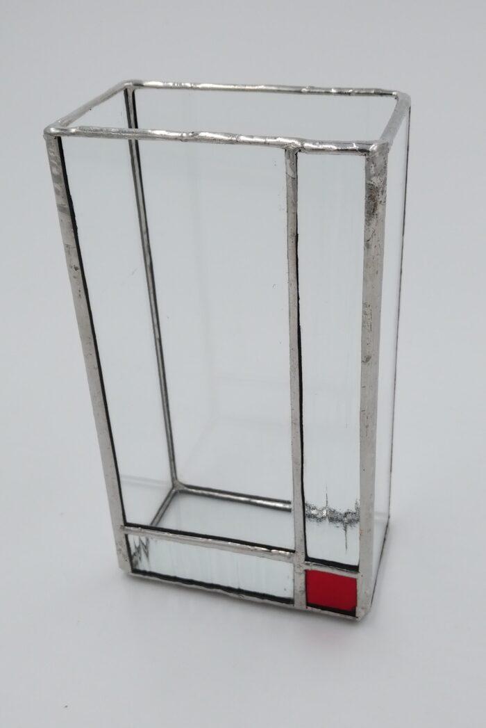 Minimalistický design váza